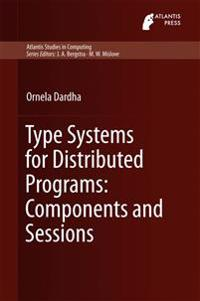 Type Systems for Distributed Programs