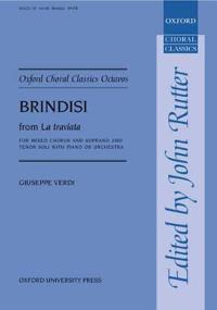 Brindisi from La traviata