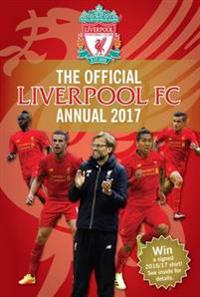 Official Liverpool Annual 2017