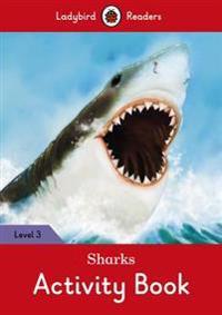 Sharks Activity Book
