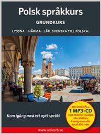 Polsk språkkurs. Grundkurs