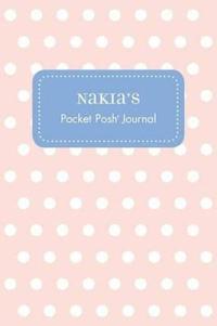 Nakia's Pocket Posh Journal, Polka Dot