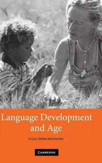 Language Development and Age