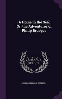 A Home in the Sea, Or, the Adventures of Philip Brusque