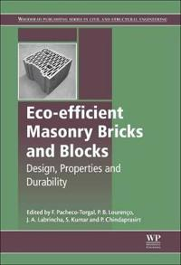 Eco-efficient Masonry Bricks and Blocks