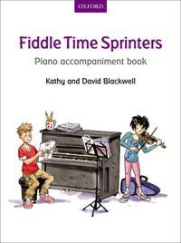 Fiddle Time Sprinters Piano Accompaniment Book