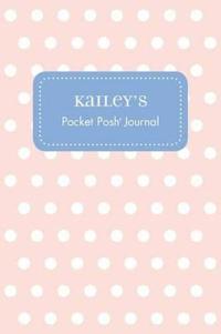 Kailey's Pocket Posh Journal, Polka Dot