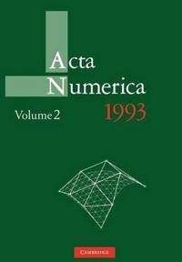 Acta Numerica 1993: Volume 2