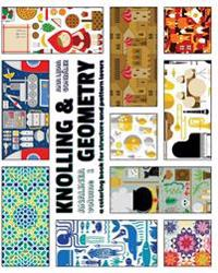 Knolling & Geometry: A Coloring Book for Structure and Pattern Lovers