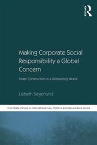 Making Corporate Social Responsibility a Global Concern