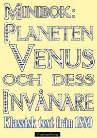 Minibok: Planeten Venus och dess invånare