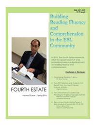 Fourth Estate, Spring 2016: Textesol IV's Practical ESOL Teacher Quarterly