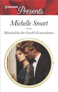 Married for the Greek's Convenience