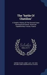 The Battle of Chatillon