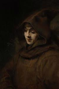 Rembrandt's Son Titus in a Monk's Habit Journal: 150 Page Lined Notebook/Diary