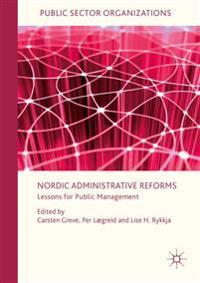 Nordic Administrative Reforms