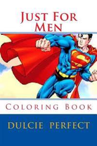 Just for Men: Coloring Book