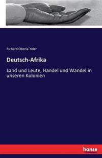 Deutsch-Afrika