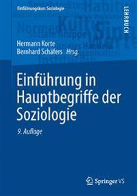 Einf hrung in Hauptbegriffe Der Soziologie