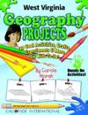 West Virginia Geography Projects - 30 Cool Activities, Crafts, Experiments & Mor