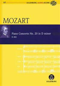 Piano Concerto No. 20 in D Minor / d-Moll