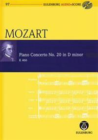 Piano Concerto No. 20 in D Minor / d-Moll