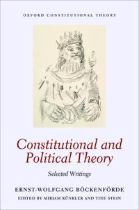 Constitutional and Political Theory: Selected Writings
