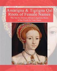 Amarigna & Tigrigna Qal Roots of Female Names: The Not So Distant African Linquistic Roots of the Words in Your Name