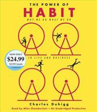The Power of Habit  Why We Do What We Do in Life and Business - Charles Duhigg - böcker (9781524722746)     Bokhandel