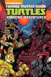Teenage Mutant Ninja Turtles Amazing Adventures 3