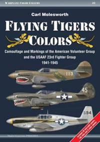 Flying Tigers Colors