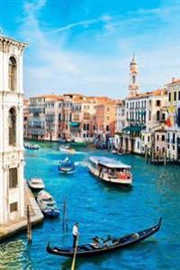 Beautiful Italy Venice City 2-14, 150 Page Lined Journal: 150 Page Lined Journal