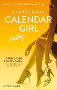 Calendar girl; Mars