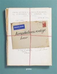 Bemerkelsesverdige brev