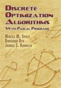 Discrete Optimization Algorithms