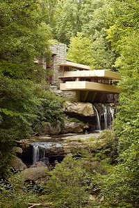 Top 50 Man Made Wonders Fallingwater 150 Page Lined Journal: 150 Page Lined Journal