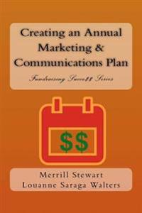 Creating an Annual Marketing and Communications Plan