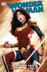 Wonder Woman TP Vol 08 Twist Of Fate