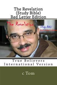 The Revelation (Study Bible) Red Letter Edition