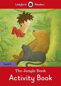 Jungle Book Activity Book - Ladybird Readers Level 3