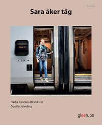 Läsglädje Sara åker tåg