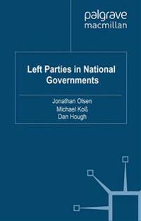Left Parties in National Governments