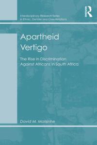 Apartheid Vertigo
