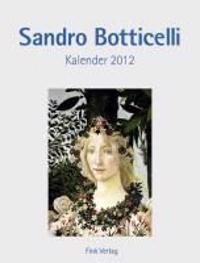 Sandro Botticelli 2012. Kunstkarten-Einsteckkalender