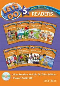 Let's Go: 5: Readers Pack