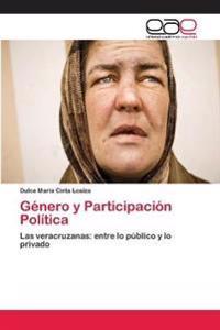 Genero y Participacion Politica