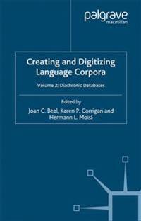Creating and Digitizing Language Corpora