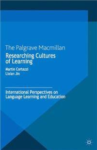 Researching Cultures of Learning