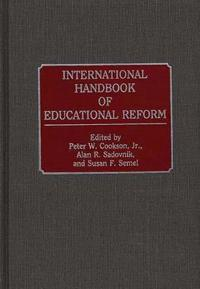 International Handbook of Educational Reform