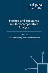 Method and Substance in Macrocomparative Analysis